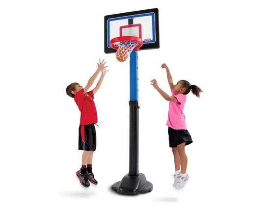 Chiều cao cột bóng rổ