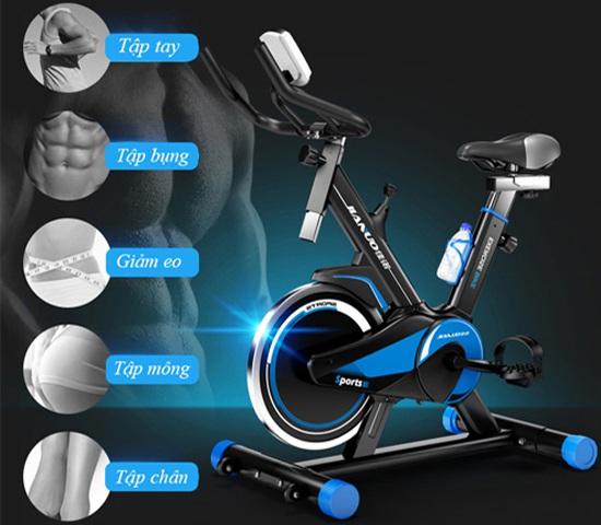 Lợi ích xe đạp tập Spin Bike JN55