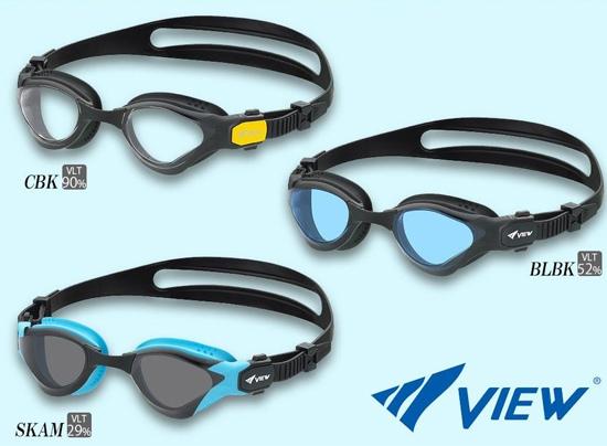 Màu kính bơi View V2000A