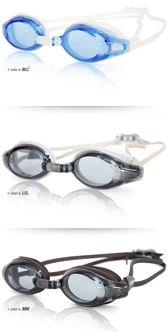 Màu kính bơi View V200S