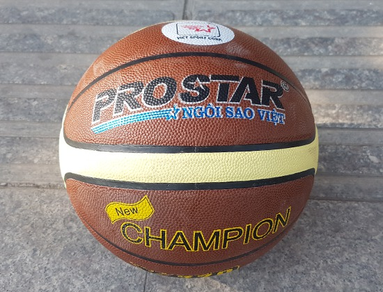 Quả bóng rổ Prostar X770