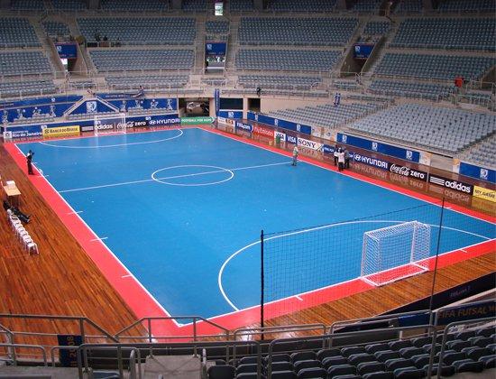Sân bóng đá futsal