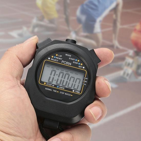 Sử dụng đồng hồ bấm giây PC894