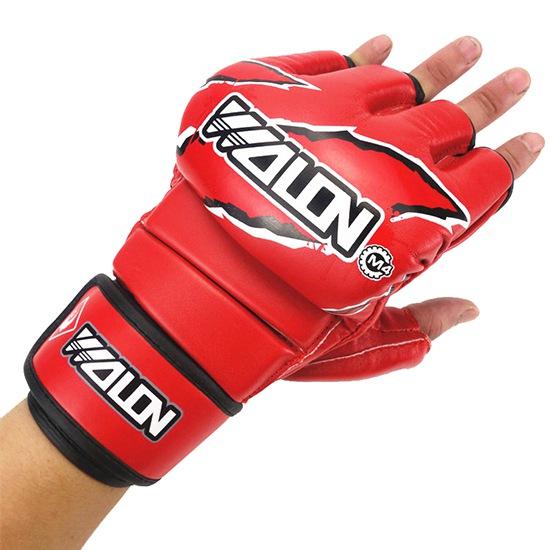 Sử dụng găng MMA Wolon