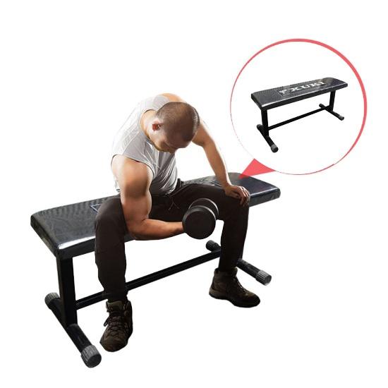 Sử dụng ghế vớt tạ