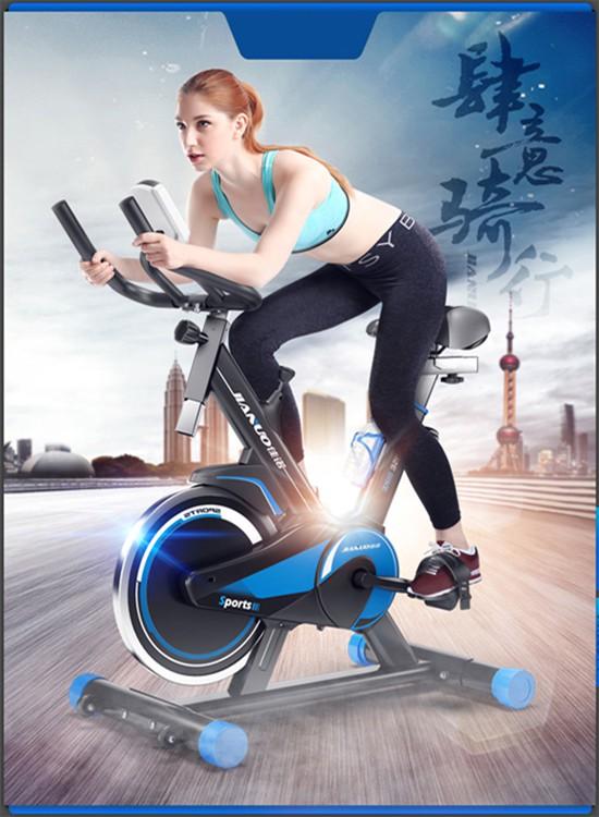 Sử dụng xe đạp tập Spin Bike JN55