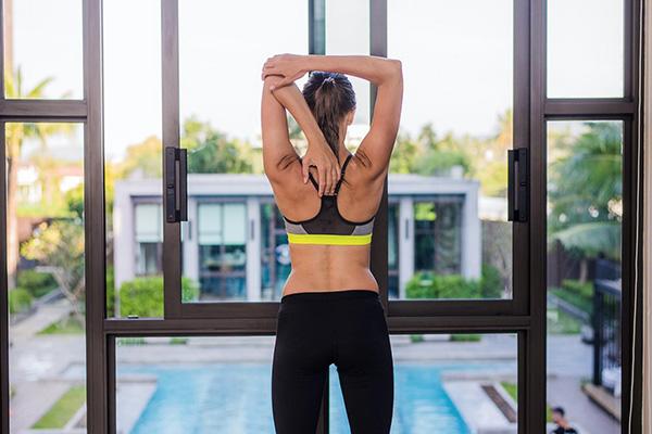 Tập Gym buổi sáng nếu dậy sớm
