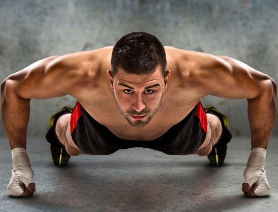 Tập Gym tại nhà cho nam
