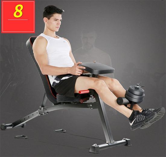 Tập chân với ghế KK-021D