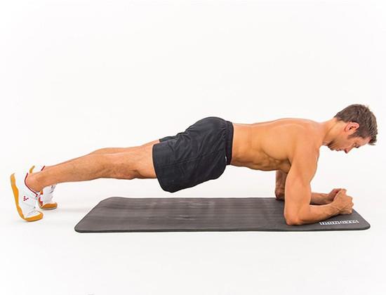Thảm Yoga tập Gym nam
