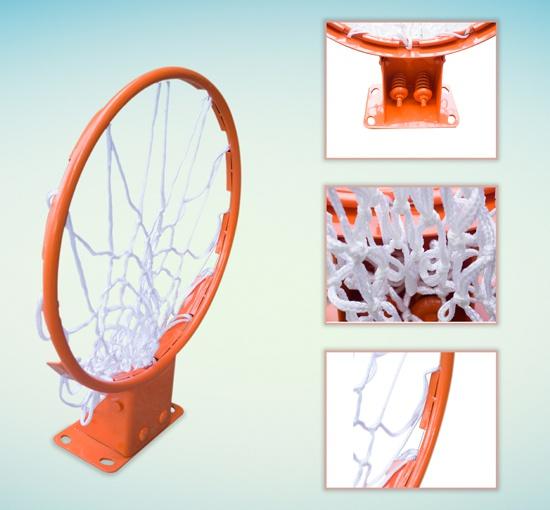 Thiết kế vành bóng rổ thi đấu NK