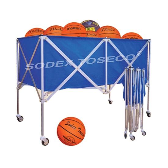Xe đựng bóng rổ S14559