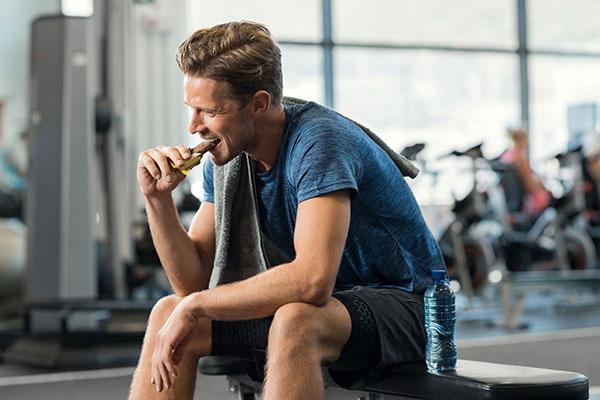 Ăn vào lúc nào trước khi tập Gym?