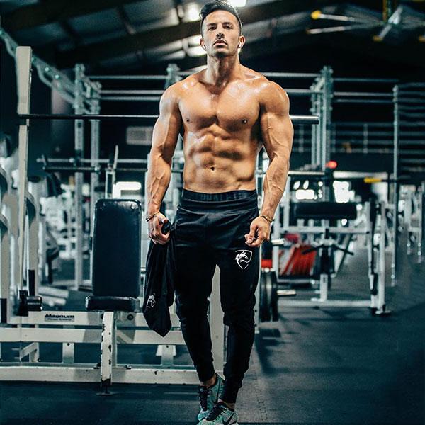 Ảnh đẹp tập Gym 9