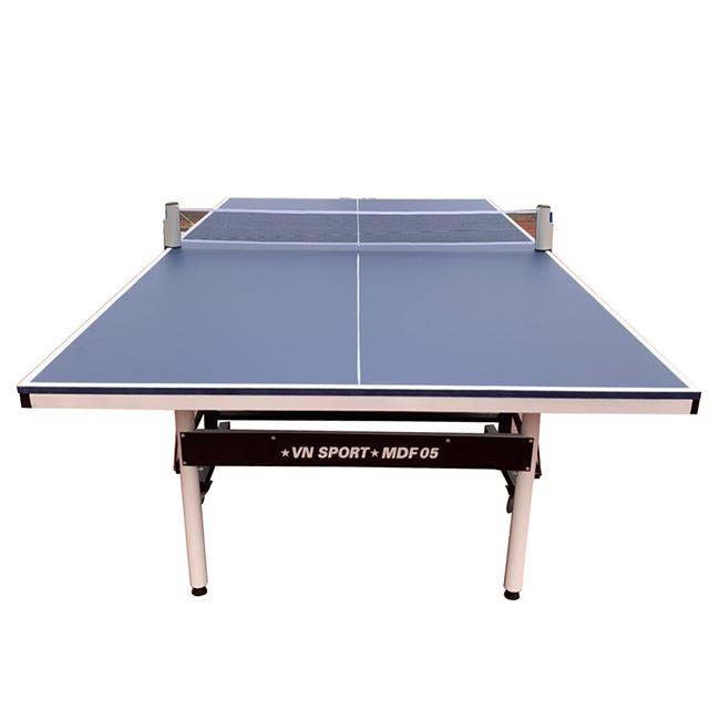 Bàn bóng bàn VnSport MDF-05 18mm khuyến mãi vợt và lưới