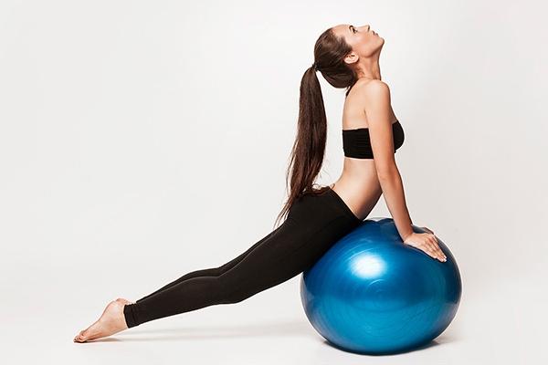 Bóng Yoga