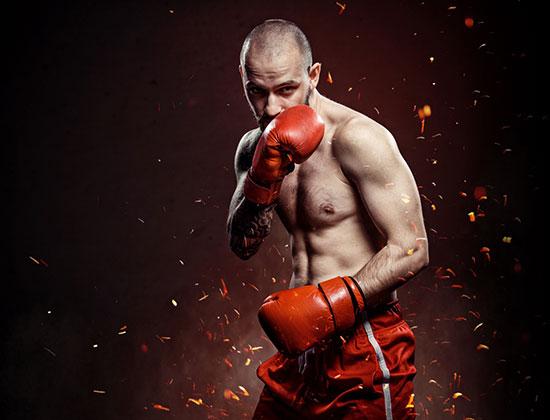 Boxing giúp cơ thể dẻo dai