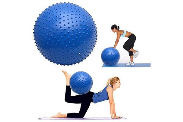 Cách chọn bóng tập Yoga