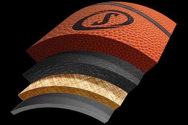 Cấu tạo quả bóng rổ