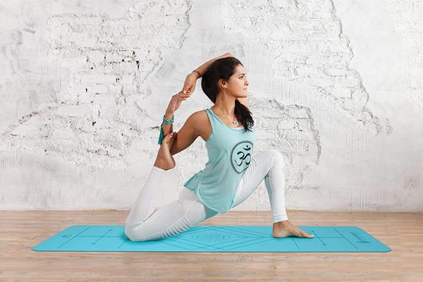 Thảm Yoga định tuyến nào tốt? Cách sử dụng thảm định tuyến?
