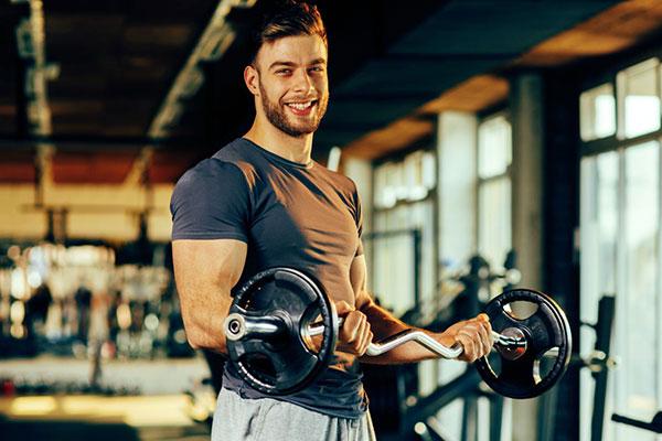 Cường độ tập Gym phù hợp