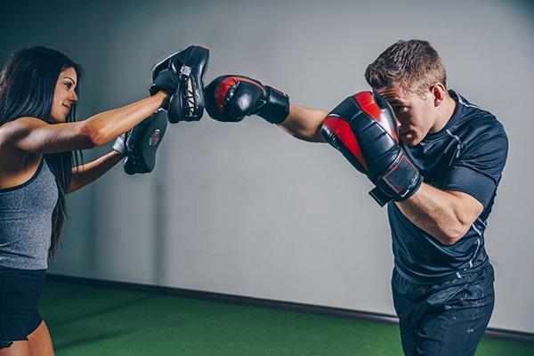 Đích tập võ thuật