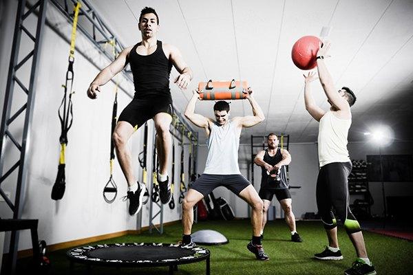 Fitness giúp giảm stress