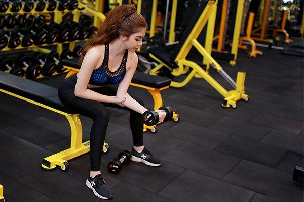 Fitness giúp hình thể đẹp