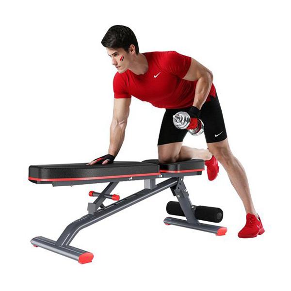 Ghế tập Gym đa năng DDS-1201 phù hợp sử dụng cho Gymer