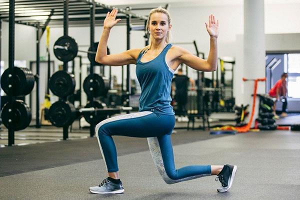 Nguyên tắc hít thở khi tập Gym