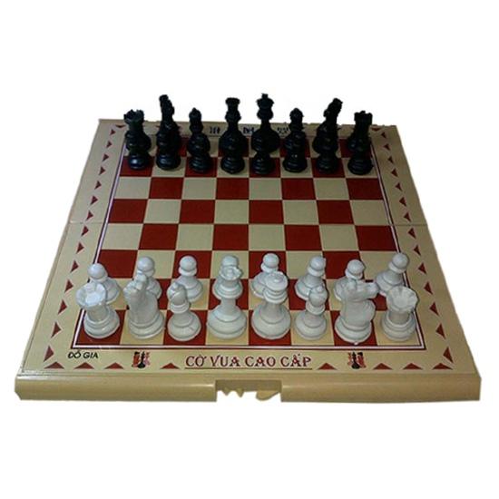 Bộ cờ vua học sinh tiêu chuẩn dùng cho trường học giá rẻ Nhất