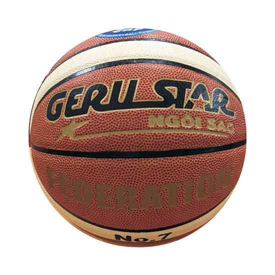Quả bóng rổ Gerustar Federation xịn và giá rẻ nhất ở Việt Nam