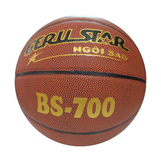 Quả bóng rổ Gerustar PVC BS-700 giá rẻ tại Dụng cụ Thể dục