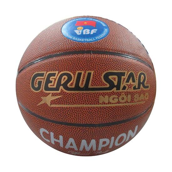 Quả bóng rổ Gerustar PVC Champion giá rẻ nhất tại Việt Nam