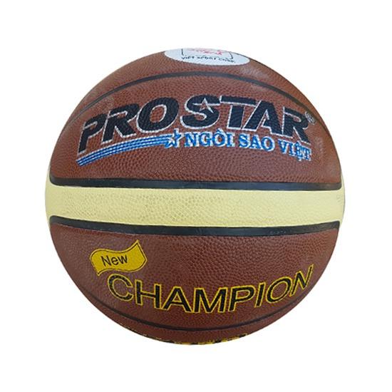 Quả bóng rổ da Prostar X770 xịn và giá rẻ tại Dụng cụ Thể dục