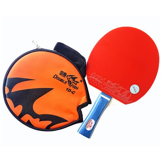 Vợt bóng bàn Double Fish 1D-C giá rẻ nhất ở Dụng cụ Thể dục
