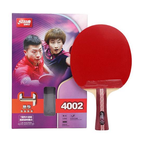 Vợt bóng bàn DHS 4002 được dán sẵn, giá rẻ nhất ở Việt Nam