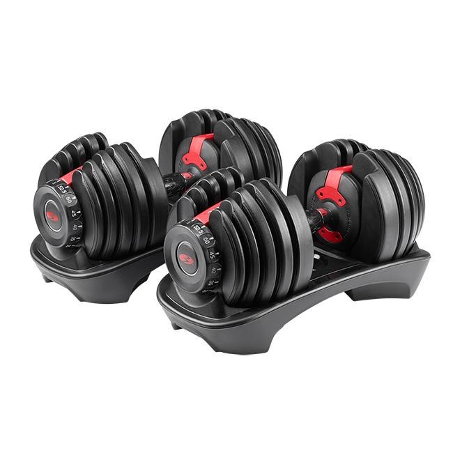 Tạ tay Bowflex 552 cao cấp điều chỉnh trọng lượng, giá rẻ Nhất
