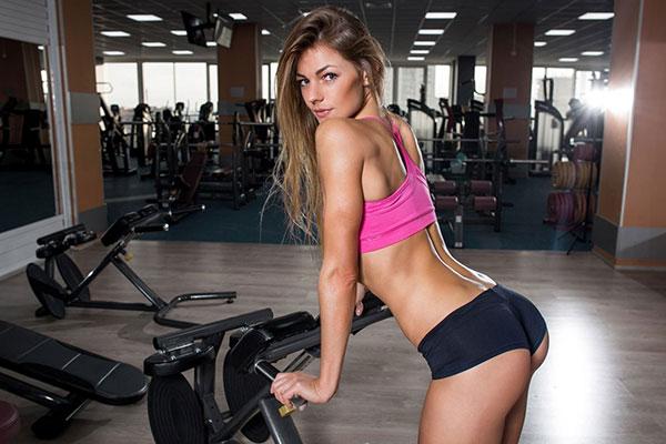 Tập Gym nữ