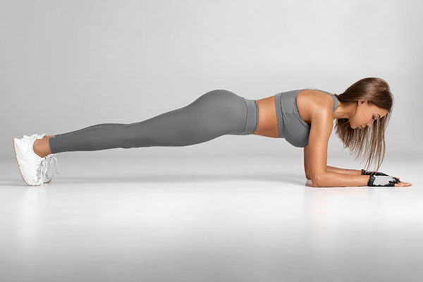Tập Plank cho nữ