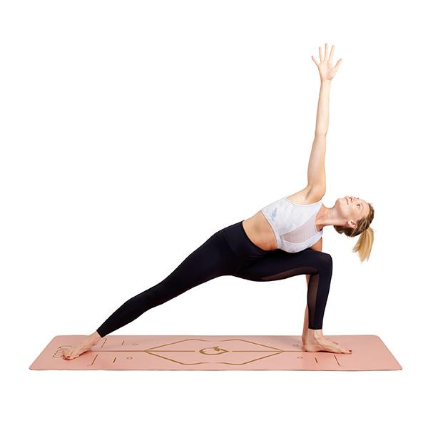 Thảm Yoga định tuyến