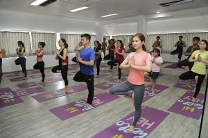 Các trung tâm Yoga Quận 1 chất lượng và được yêu thích nhất