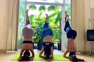 Phòng tập Yoga quận 4 chất lượng, thu hút đông hội viên nhất !