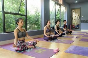Các phòng tập Yoga Tân Bình chất lượng và đông hội viên nhất