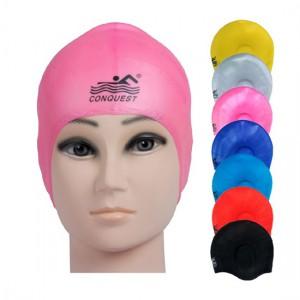 Mũ bơi Conquest có tai