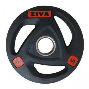 Tạ đĩa cao su Ziva phi 52