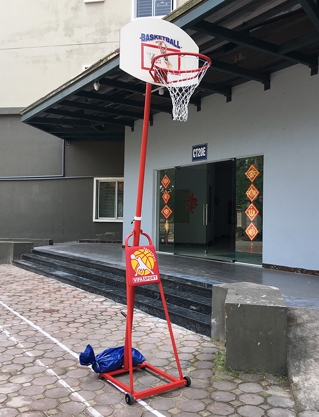 Trụ bóng rổ 801814
