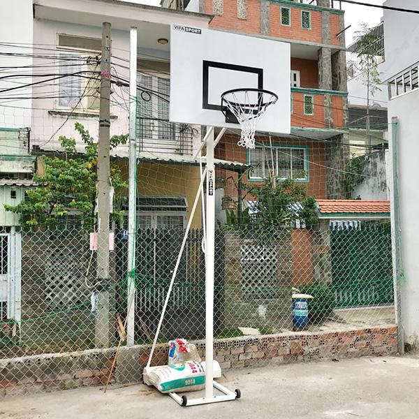 Trụ bóng rổ di động 801825