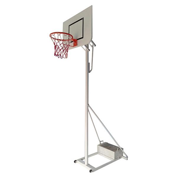 Trụ bóng rổ học sinh tiêu chuẩn dùng cho trường học giá rẻ nhất