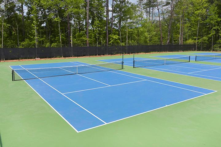 Trụ lưới Tennis